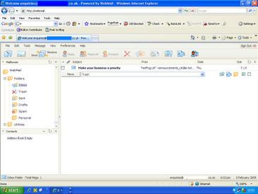 webmail_interface